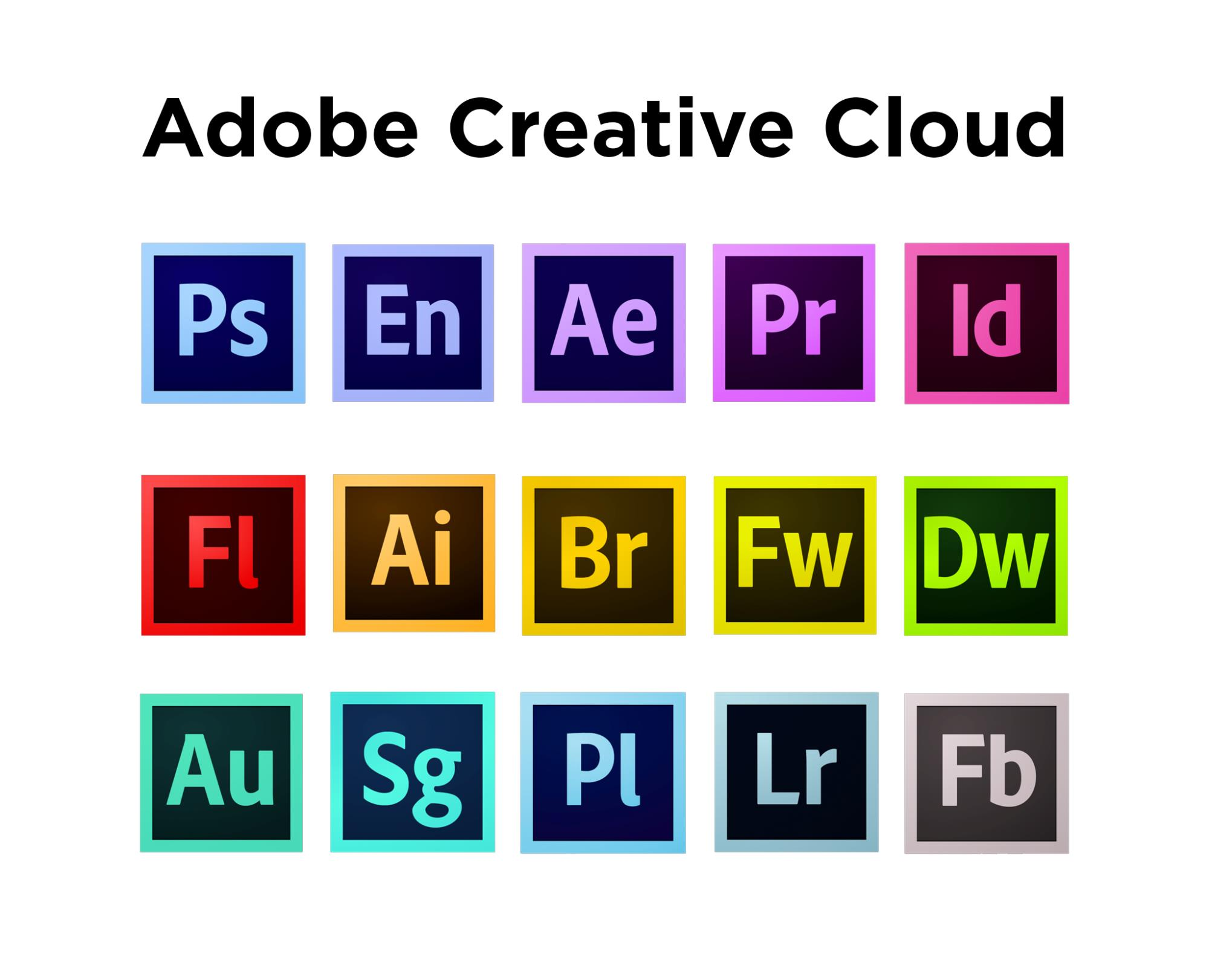 Creative Cloud Apps