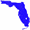Small image of the state of Florida