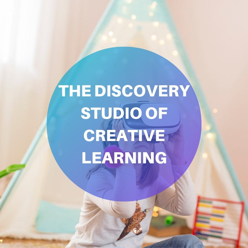The Discovery Studio of Creative Learning