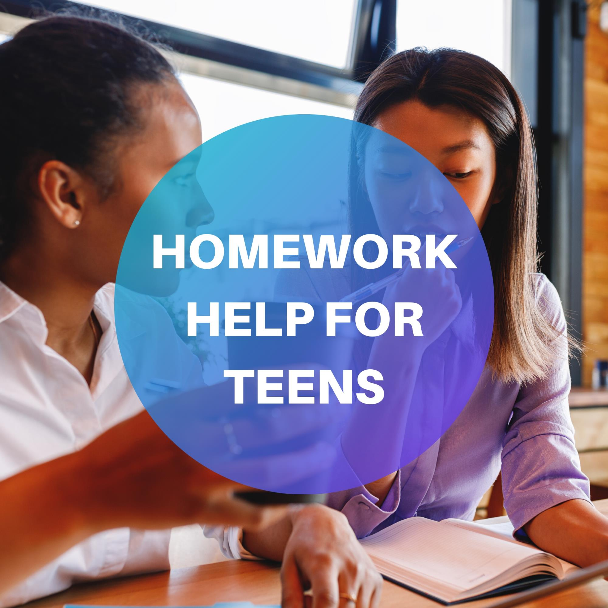 Resources for Teens