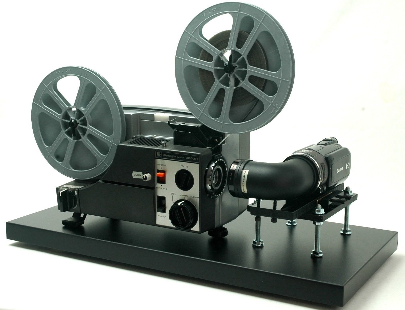 Image of 8mm Film Projector